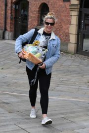 Gemma Atkinson - Leaving Hits Radio in Manchester