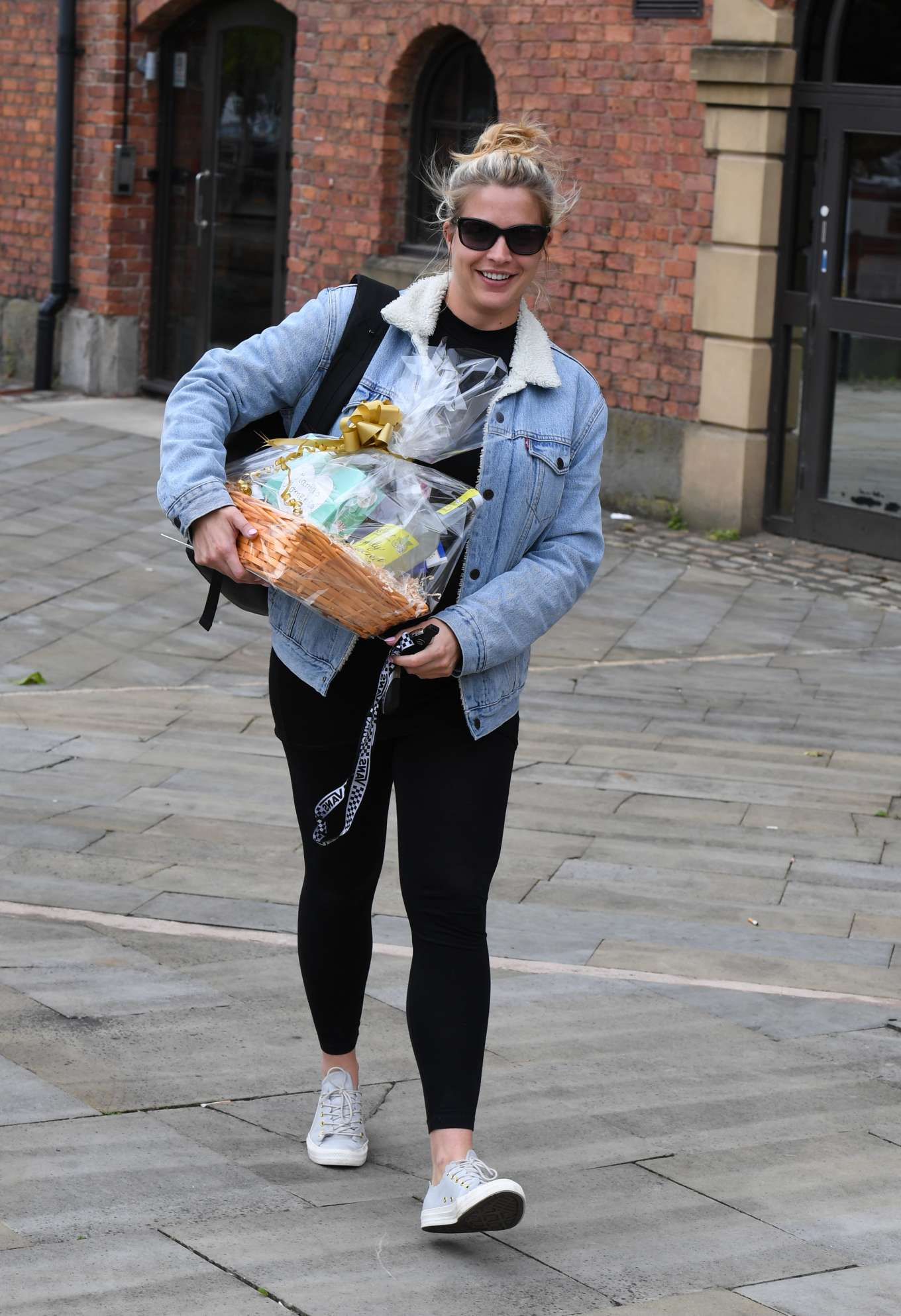 Gemma Atkinson - Leaving Hits Radio in Manchester