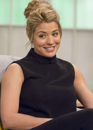 Gemma Atkinson - 'Lorraine' Show in London