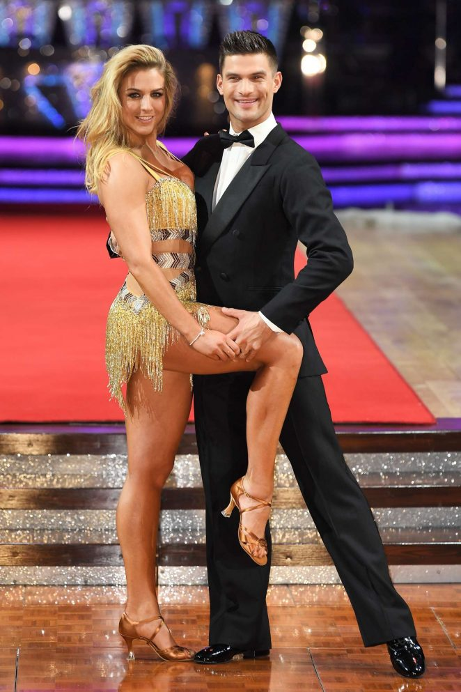 Gemma Atkinson - 'Strictly Come Dancing - The Live Tour!' Photocall in Birmingham