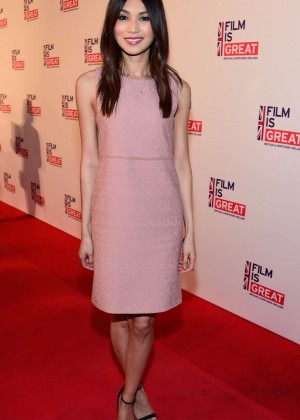 Gemma Chan - 2016 The Film is Great Reception in West Hollywood