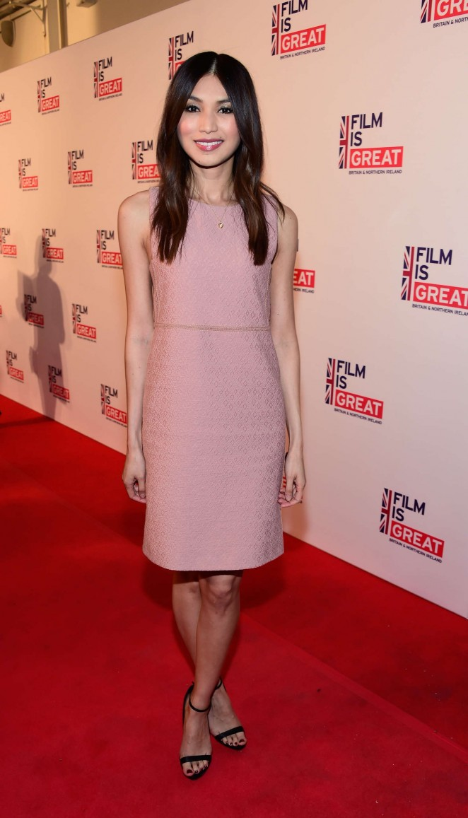 Gemma Chan – 2016 The Film is Great Reception in West Hollywood