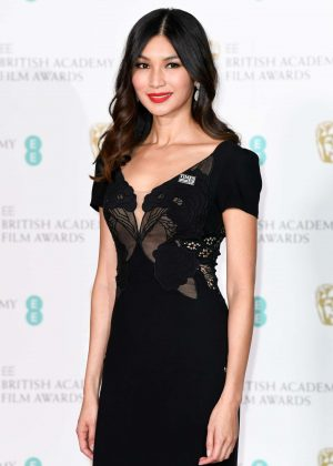 Gemma Chan - 2018 BAFTA Awards in London