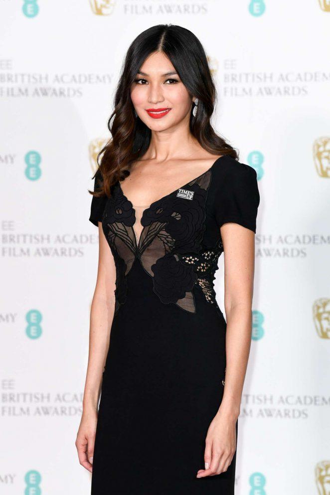 Gemma Chan - 2018 BAFTA Awards in London