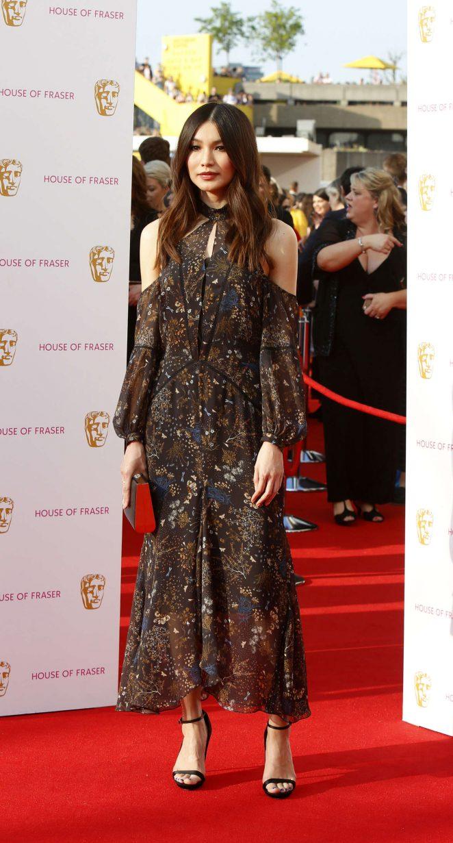 Gemma Chan – BAFTA TV Awards 2016 in London