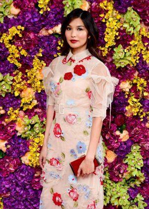 Gemma Chan - 'Crazy Rich Asians' Premiere in London