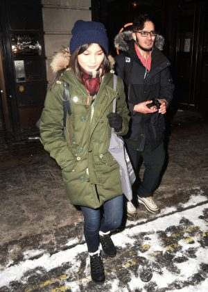 Gemma Chan - ERA 50:50 Talk in London
