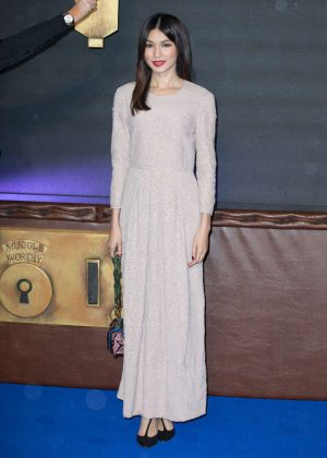 Gemma Chan - 'Fantastic Beasts and Where To Find Them' Premiere in London