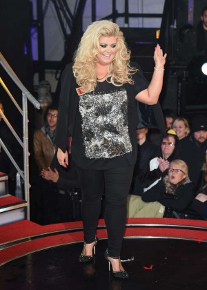 Gemma Collins - Celebrity Big Brother UK Launch in London