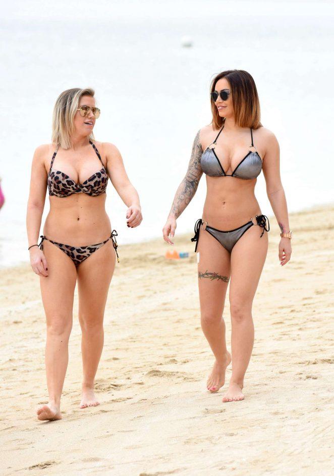 Beach bikini pic serena williams