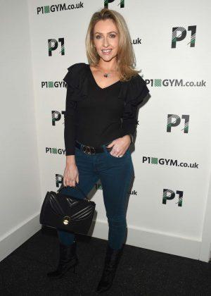 Gemma Merna - P1 Gym Open Evening in Manchester
