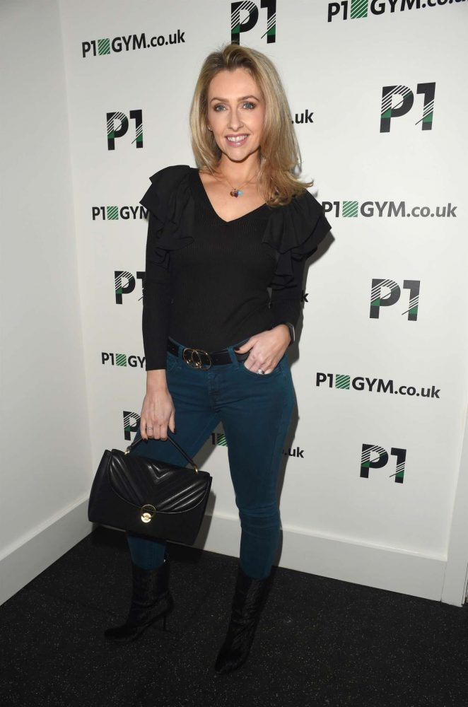 Gemma Merna – P1 Gym Open Evening in Manchester