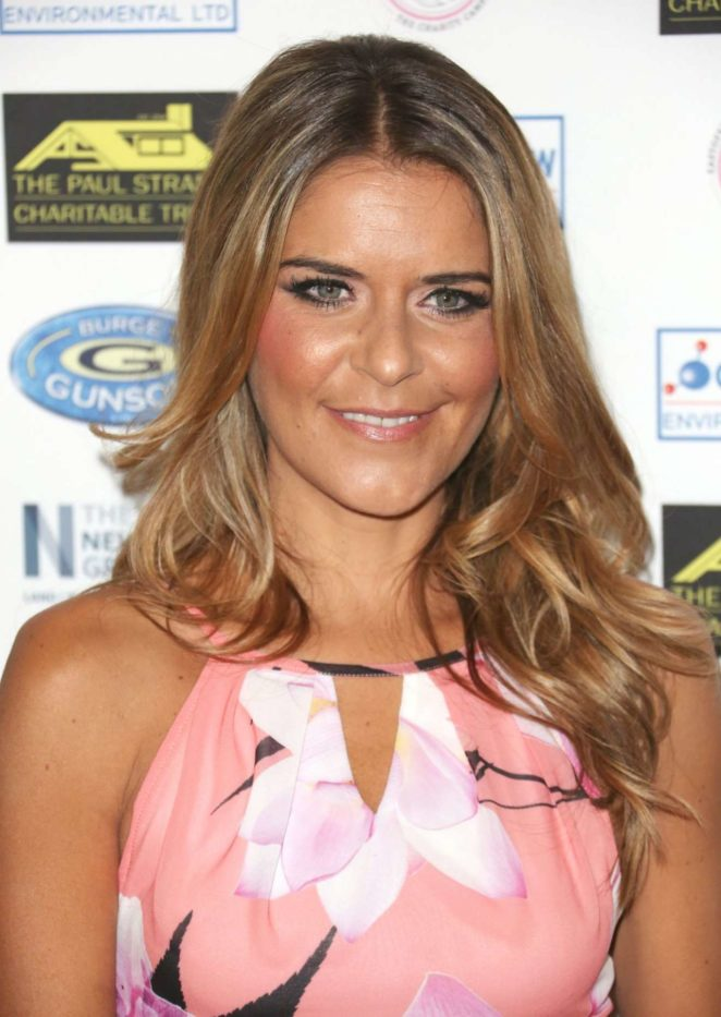 Gemma Oaten – 2017 Trust Annual Gala in London