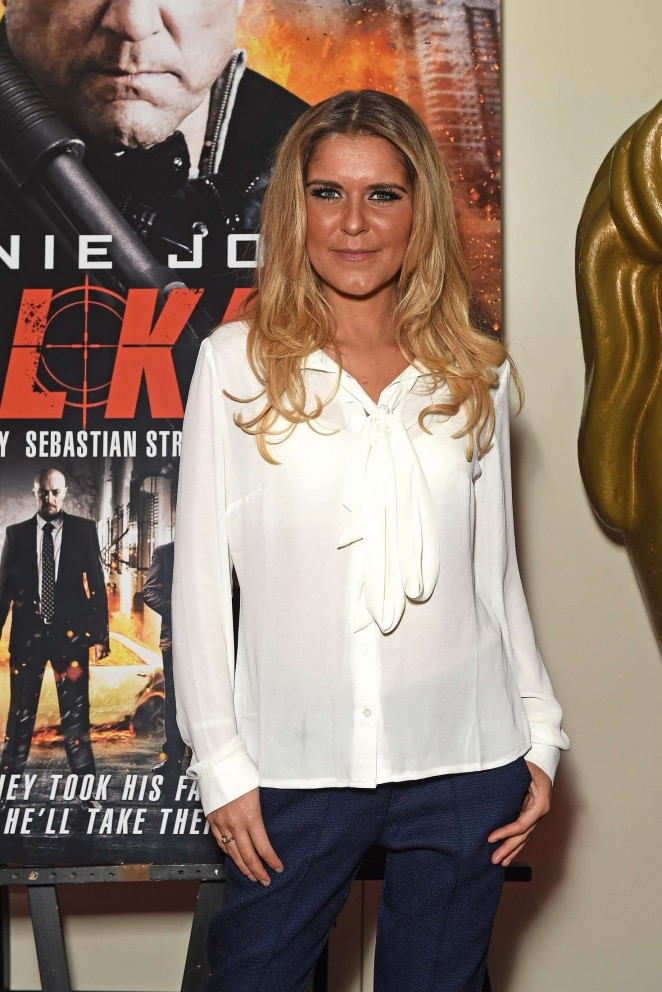 Gemma Oaten - 'Kill Kane' Gala Screening in London