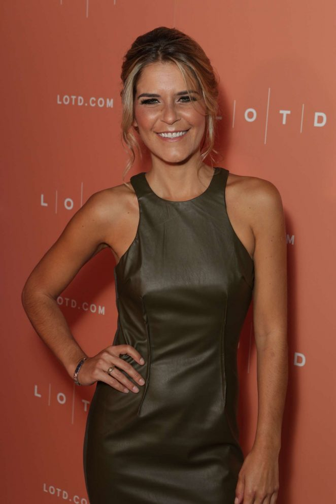 Gemma Oaten - LOTD Launch Party in London