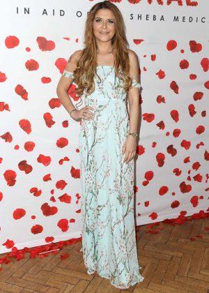 Gemma Oaten - Sheba Floral Ball in London