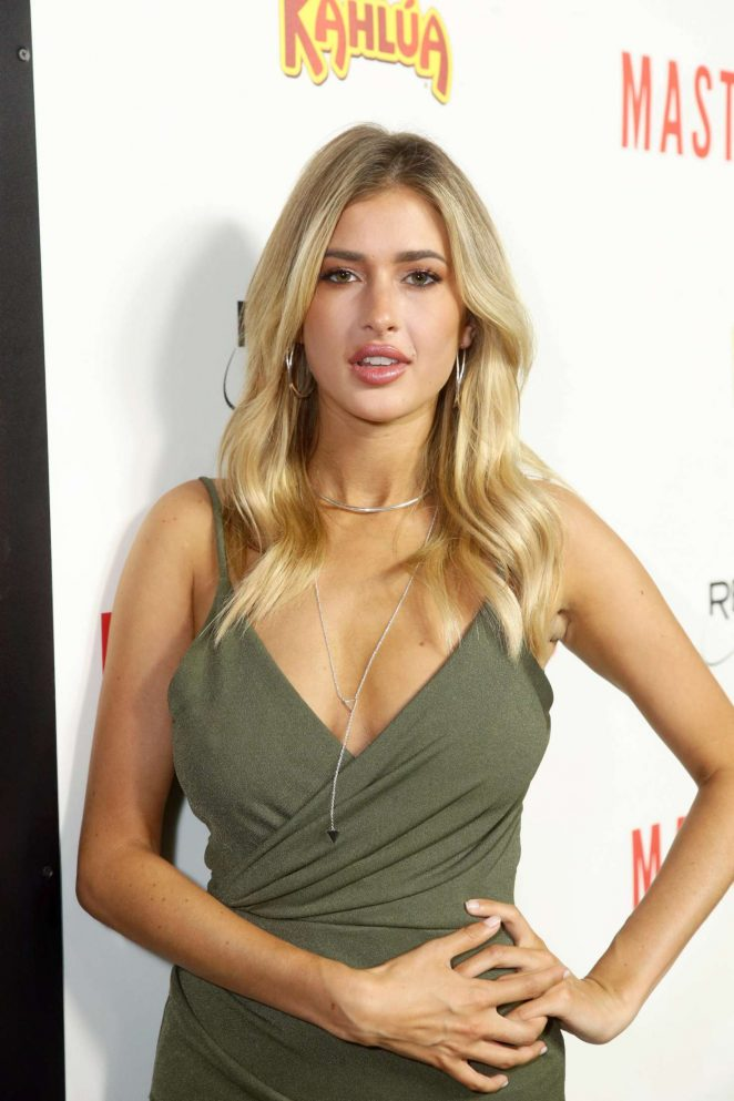 Gemma Vence - 'Masterminds' Premiere in Los Angeles