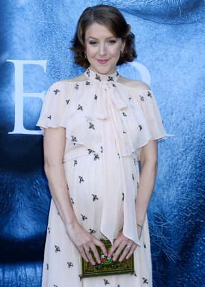 Gemma Whelan - 'Game Of Thrones' Season 7 Premiere in Los Angeles