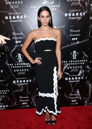 Genesis Rodriguez - 2016 Fragrance Foundation Awards in New York