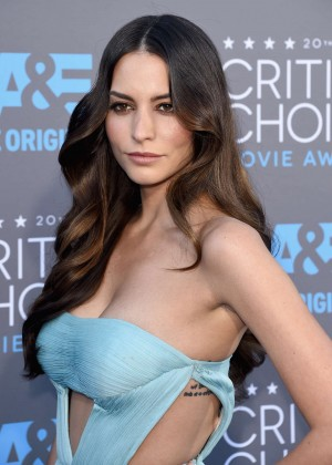 Genesis Rodriguez - 2015 Critics Choice Movie Awards in LA