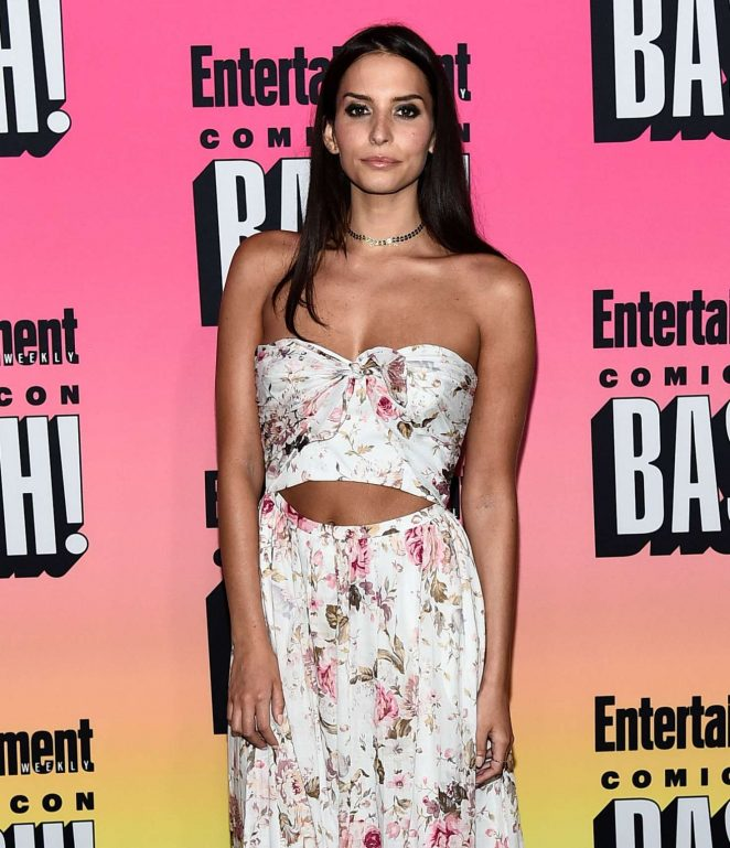 Genesis Rodriguez - Entertainment Weekly Annual Comic-Con Party 2016 in San Diego
