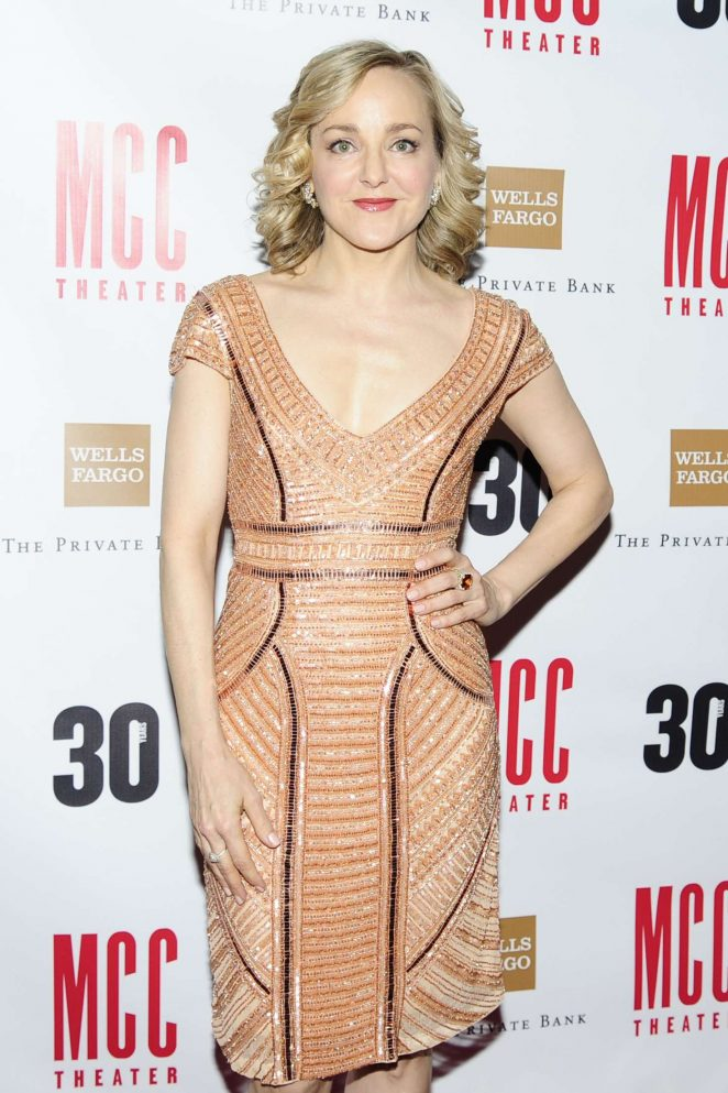 Geneva Carr - MCC Theater's Annual Miscast Gala in New York