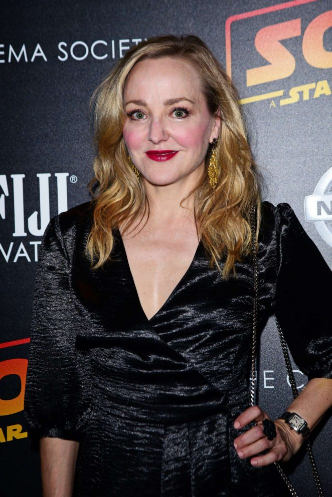 Geneva Carr - 'Solo: A Star Wars Story' Premiere in New York