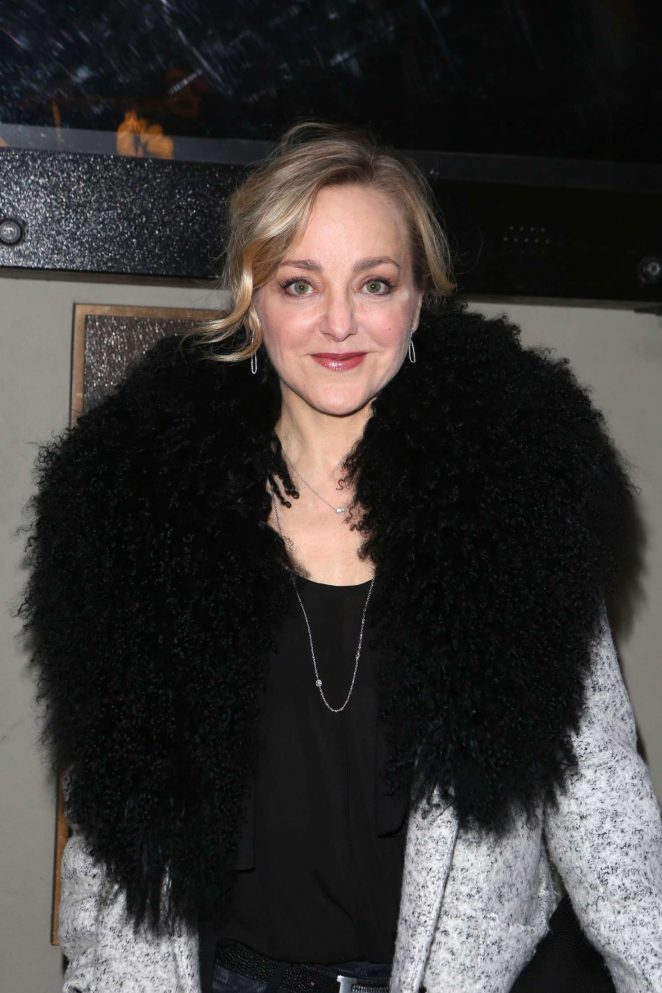 Geneva Carr - 'The Little Foxes' Play Opening Night in New York