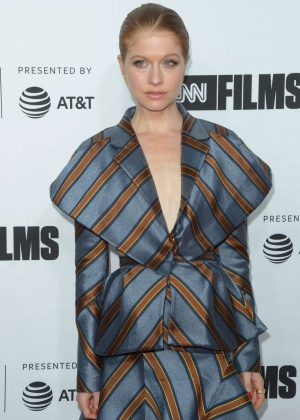 Genevieve Angelson - 'Love, Gilda' Premiere at 2018 Tribeca Film Festival in NYC