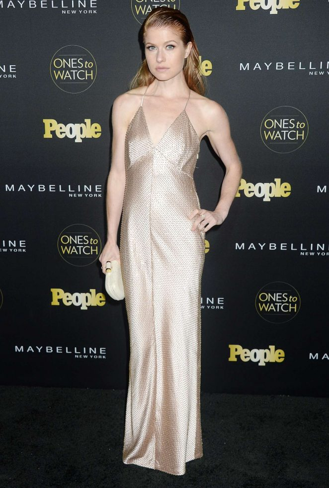 Genevieve Angelson - People's 'Ones to Watch' Event in Hollywood