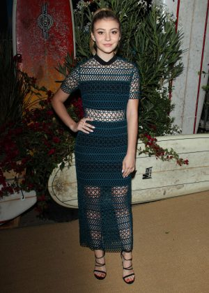 Genevieve Hannelius - Teen Vogue Young Hollywood Party in Los Angeles