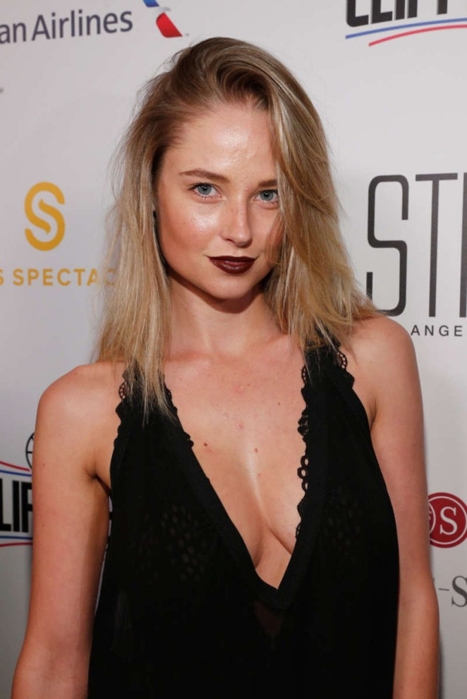 Genevieve Morton - Cedars-Sinai Sports Spectacular in LA