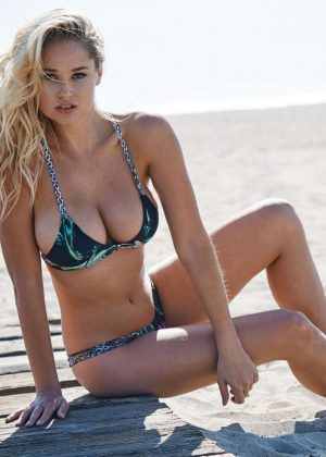 Genevieve Morton in Bikini - Instagram