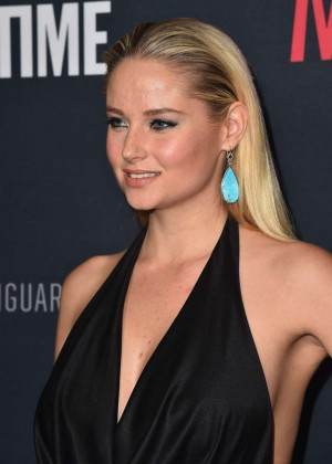 """Genevieve Morton - """"Kobe Bryant's Muse"""" Premiere in West Hollywood"""