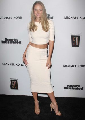 Genevieve Morton - Sports Illustrated Fashionable 50 in Hollywood