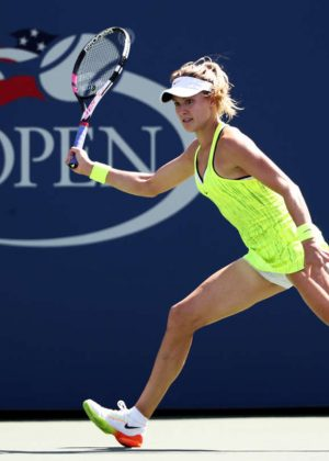 Genie Bouchard - 2016 US Open in New York City