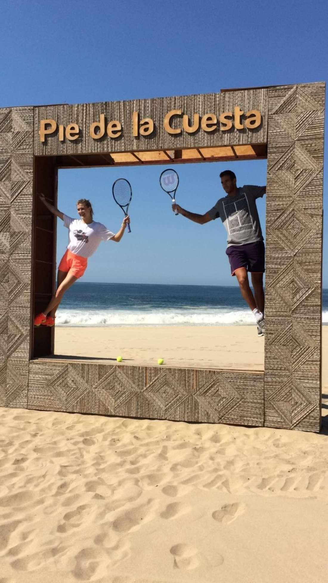 Genie Bouchard 2017 : Genie Bouchard at WTA Tournament in Acapulco -05