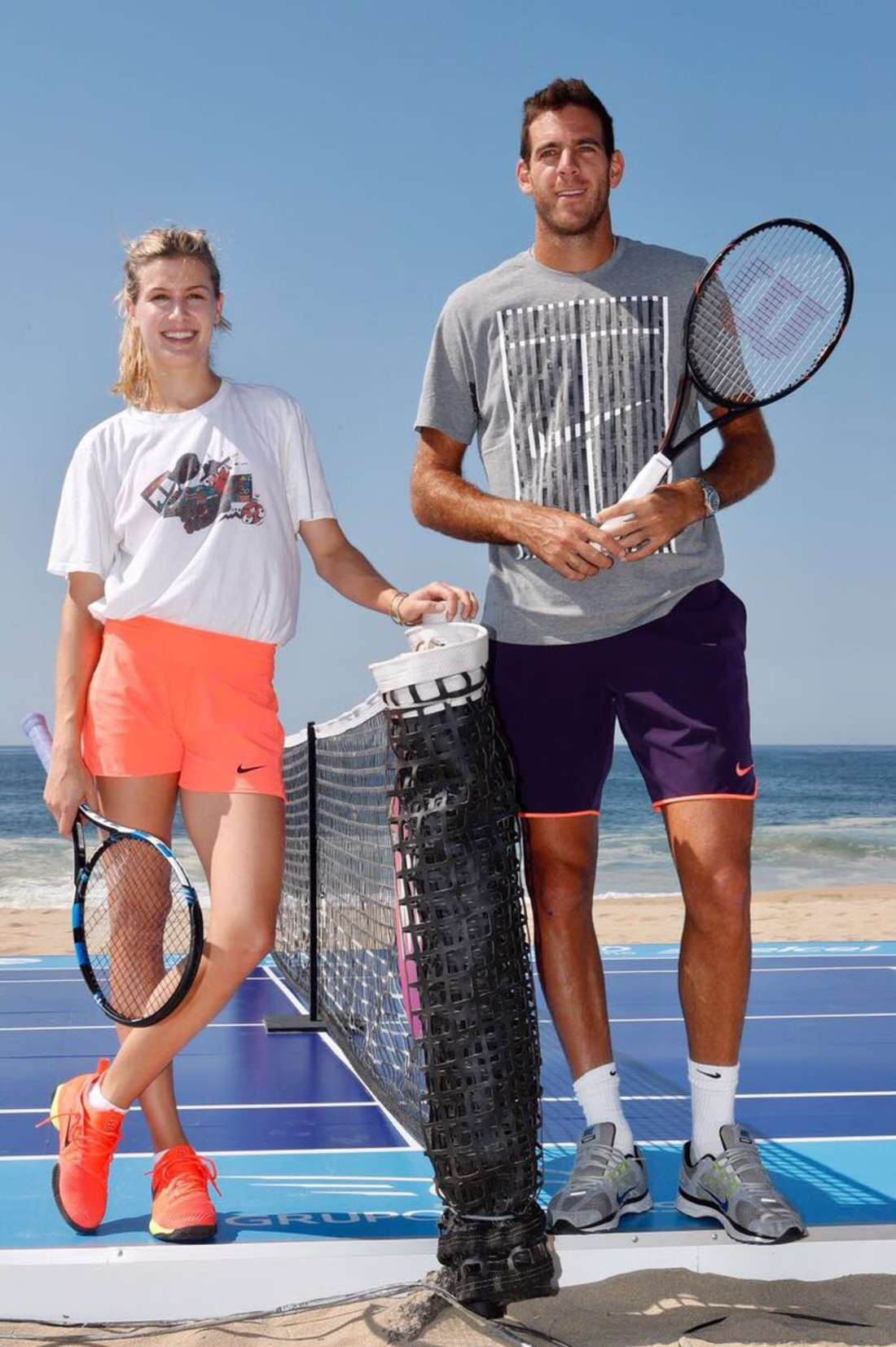 Genie Bouchard 2017 : Genie Bouchard at WTA Tournament in Acapulco -21