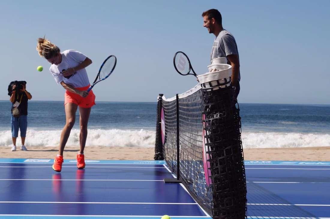 Genie Bouchard 2017 : Genie Bouchard at WTA Tournament in Acapulco -23