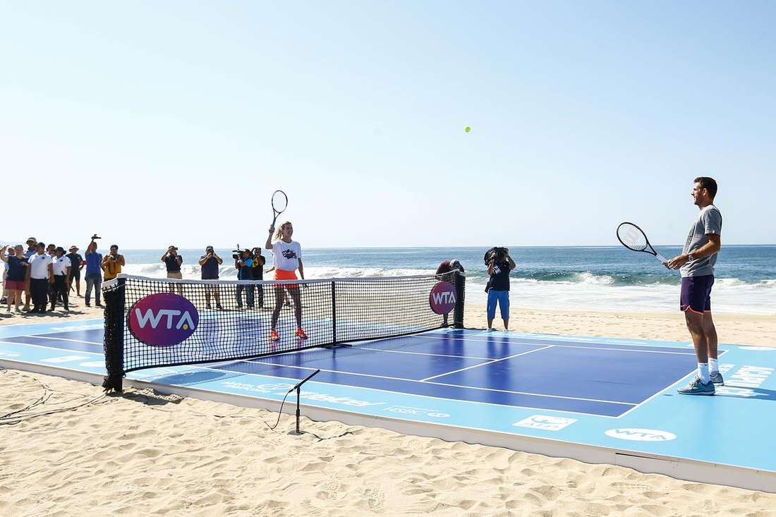 Genie Bouchard 2017 : Genie Bouchard at WTA Tournament in Acapulco -24