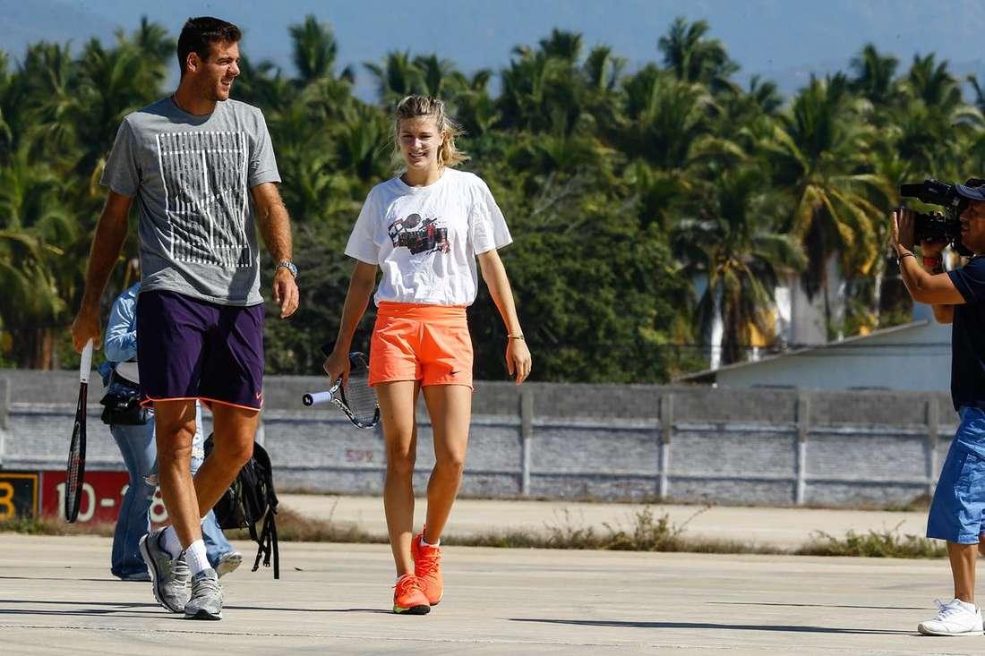 Genie Bouchard 2017 : Genie Bouchard at WTA Tournament in Acapulco -25