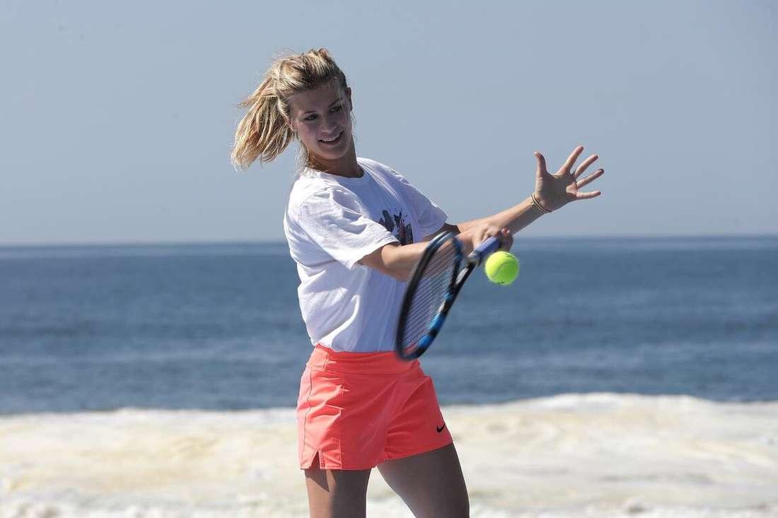 Genie Bouchard 2017 : Genie Bouchard at WTA Tournament in Acapulco -27