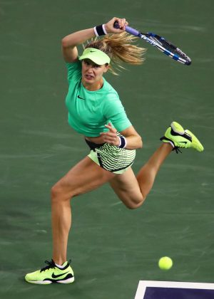 Genie Bouchard - BNP Paribas Open 2017 in Indian Wells