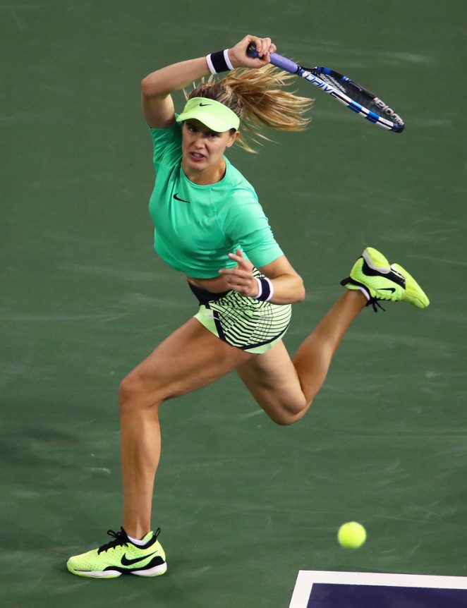Genie Bouchard – BNP Paribas Open 2017 in Indian Wells