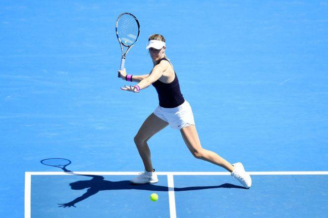 Genie Bouchard 2017 : Genie Bouchard: Sydney International 2017 -11