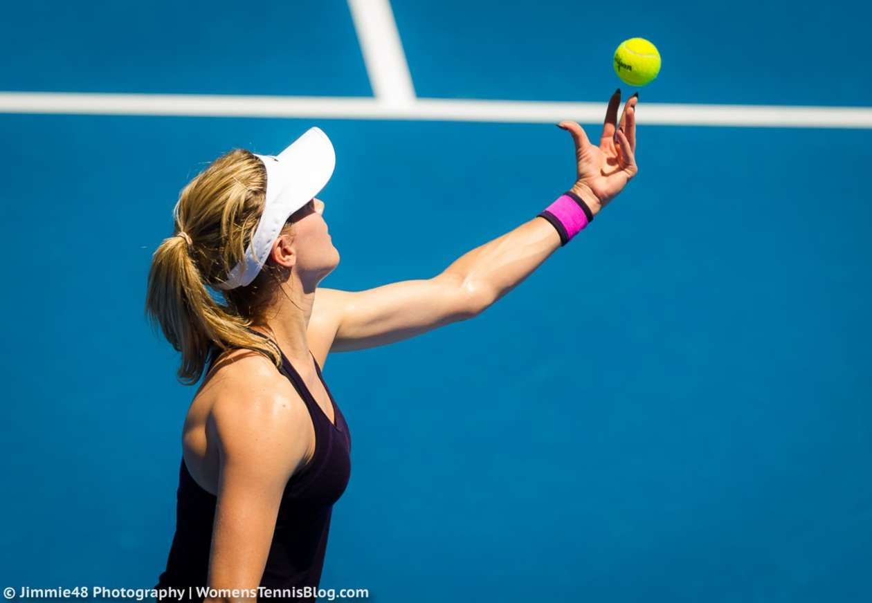 Genie Bouchard 2017 : Genie Bouchard: Sydney International 2017 -12