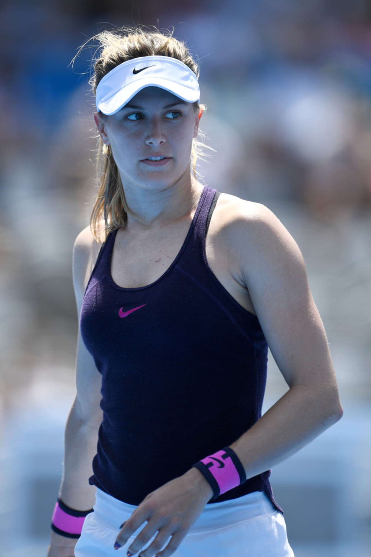 Genie Bouchard 2017 : Genie Bouchard: Sydney International 2017 -13