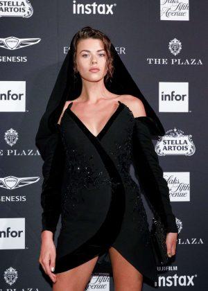 Georgia Fowler - 2018 Harper's Bazaar ICONS Party in New York