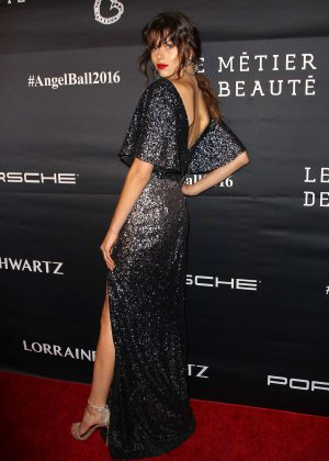 Georgia Fowler - Gabrielle's Angel Ball 2016 in New York