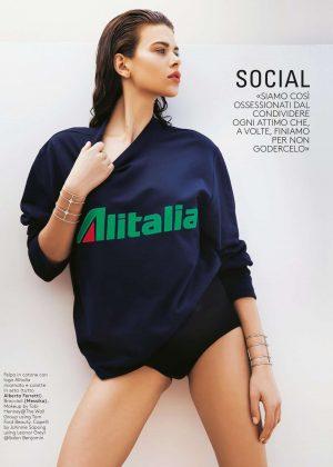 Georgia Fowler - Grazia Magazine (June 2018)